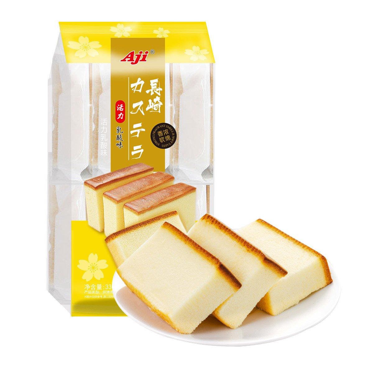 AJI Nagasaki Cake - Yoghurt 330g
