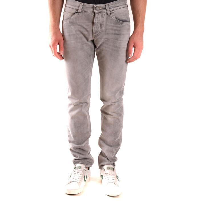 Dolce & Gabbana Men's Jeans Blue 169515 - grey 46
