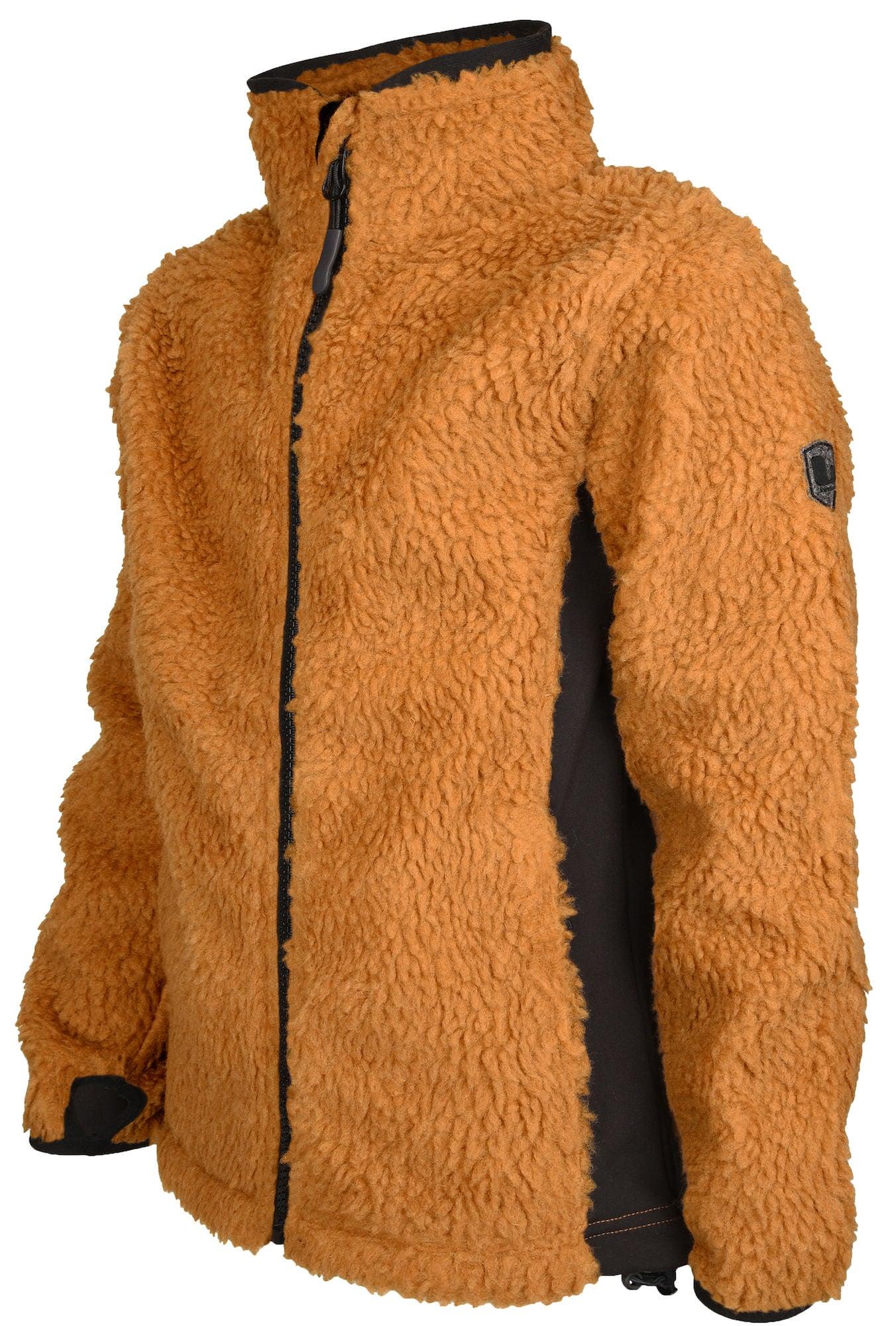 Lindberg Muddus Pile Jacka, Camel, 80
