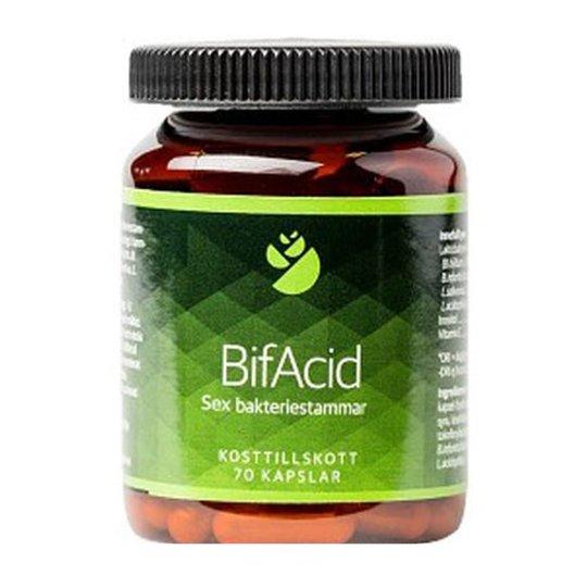 """Kosttillskott """"BifAcid"""" 70-pack - 42% rabatt"""