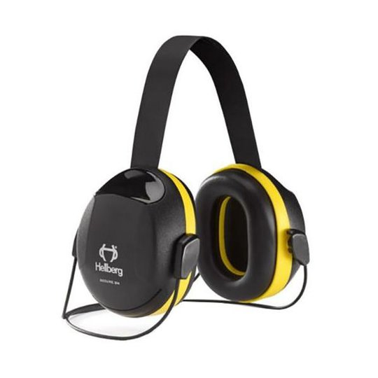 Hellberg SECURE 2 Kuulosuojain niskakiinnityksellä