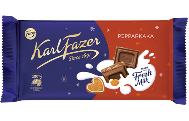Karl Fazer Pepparkaka 145g