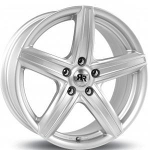 Racer Ice Silver 6.5x15 4/108 ET38 B63.4
