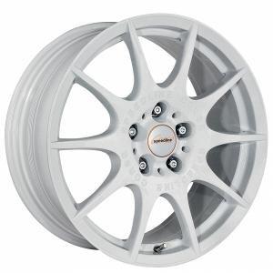 Speedline SL2 Marmora White 7x16 4/108 ET25 B76