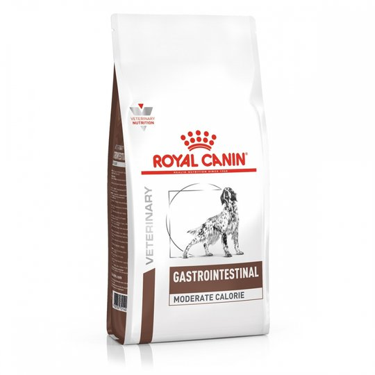 Royal Canin Veterinary Diet Dog Gastro Intestinal Moderate Calorie (2 kg)