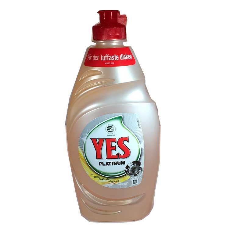Diskmedel YES Platinum Lemon - 26% rabatt
