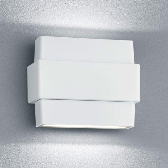 LED-pylväsvalaisin Padma, valkoinen