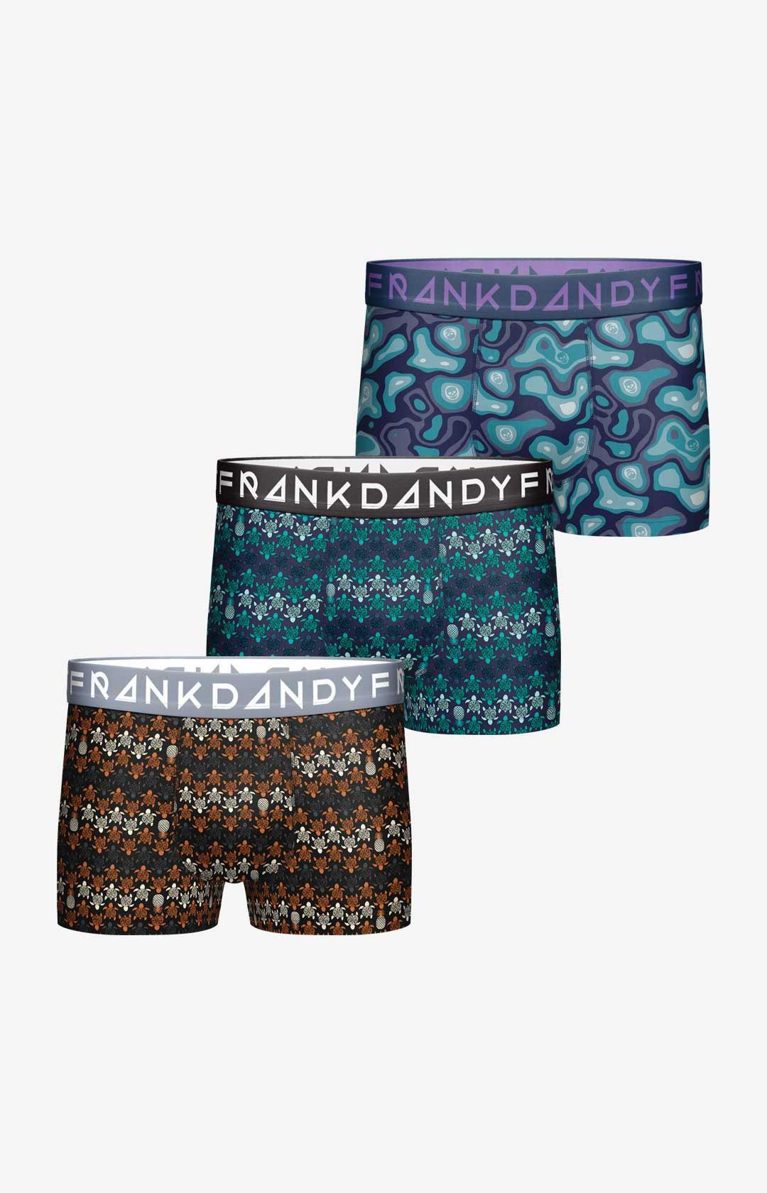 Frank Dandy 3-Pack Kids Boxer