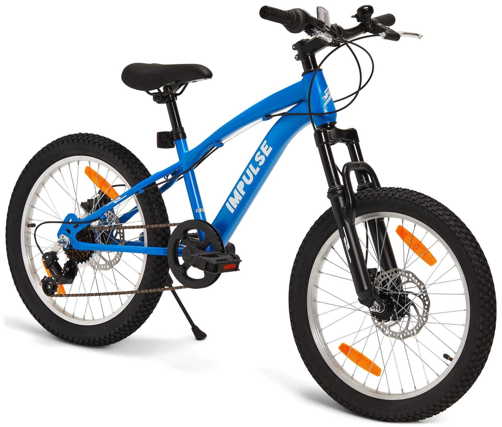 Impulse Fat Bike Juniorcykel 20 tum