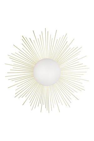 Vegglampe Soleil