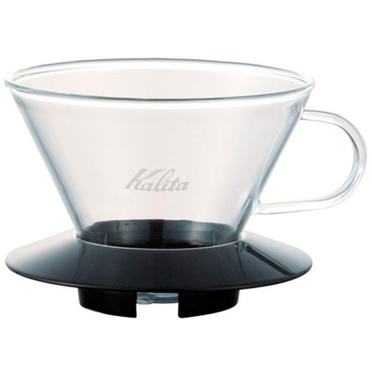 Kalita Wave 185 Filtertratt Glas