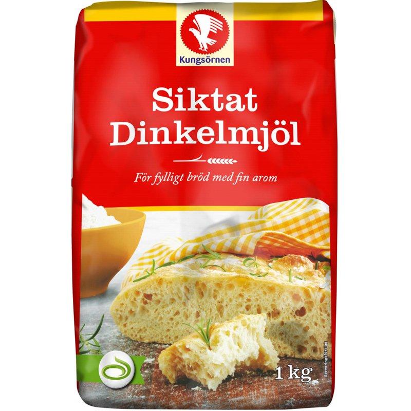 Dinkelmjöl Siktat 1kg - 48% rabatt