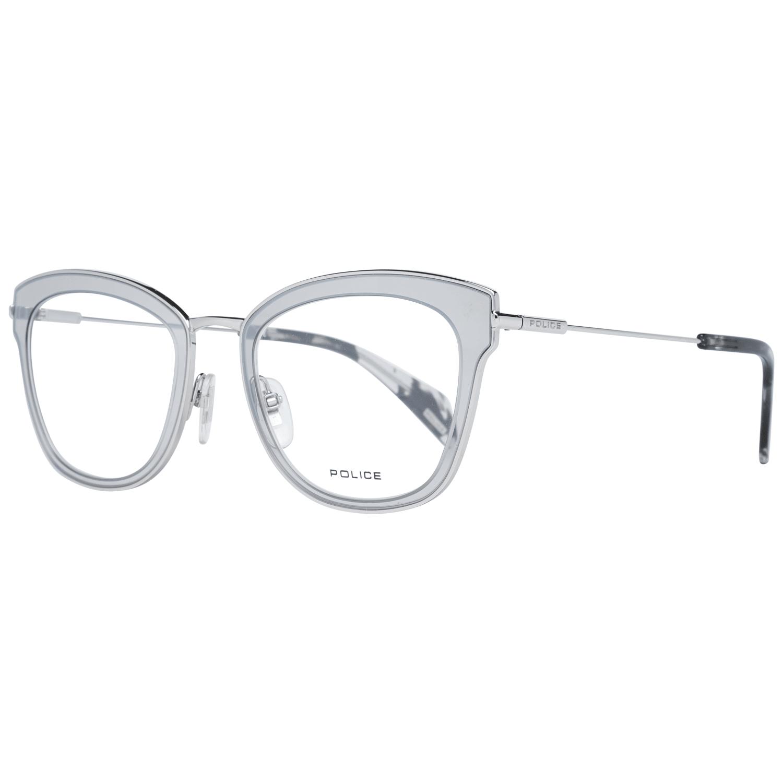 Police Women's Optical Frames Eyewear Grey PL632 500579