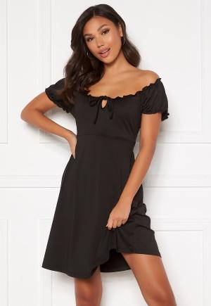 Happy Holly Tessan dress Black 48/50