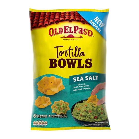 """Chips """"Tortilla Bowls"""" 150g - 25% rabatt"""