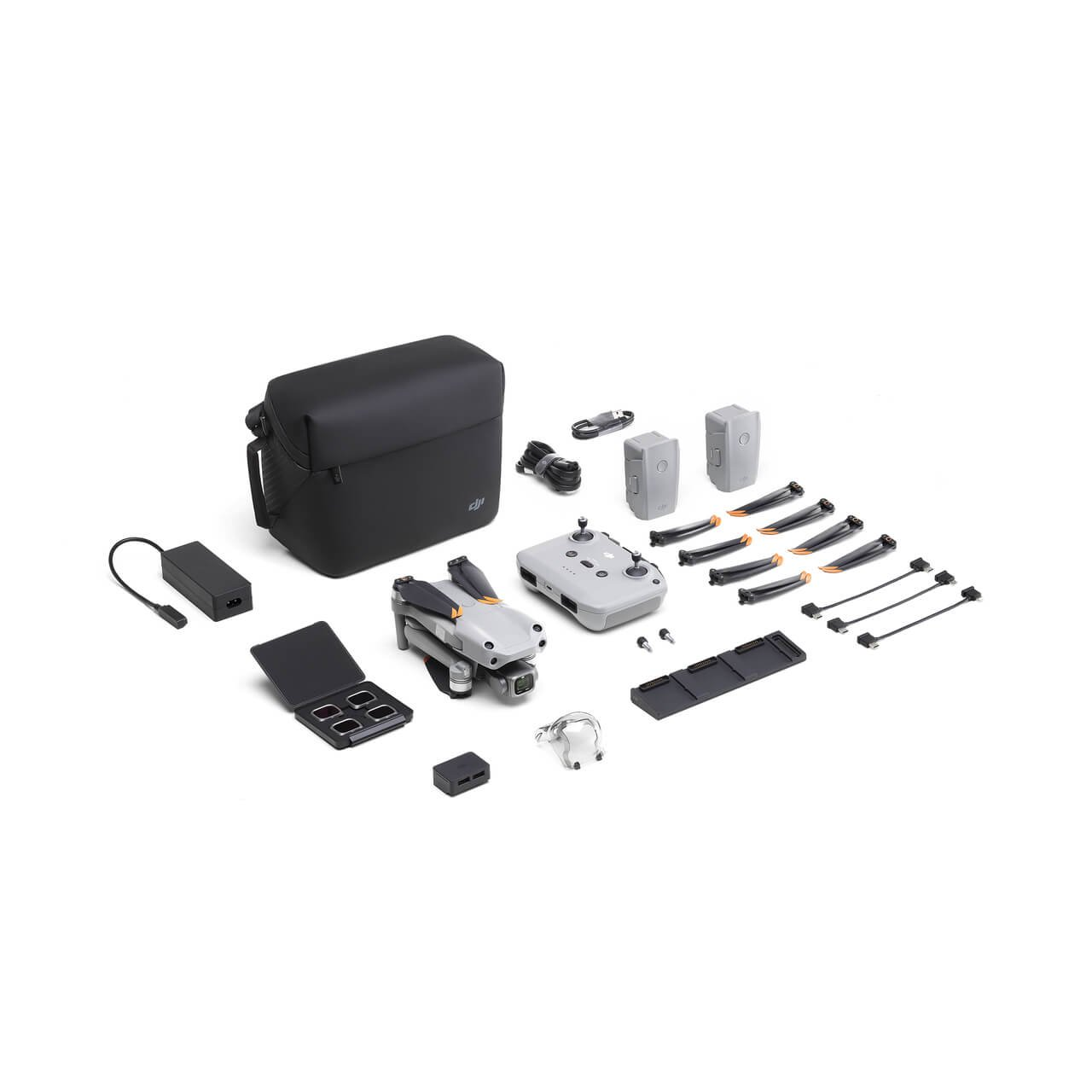 DJI - Air 2S Fly More Drone Combo