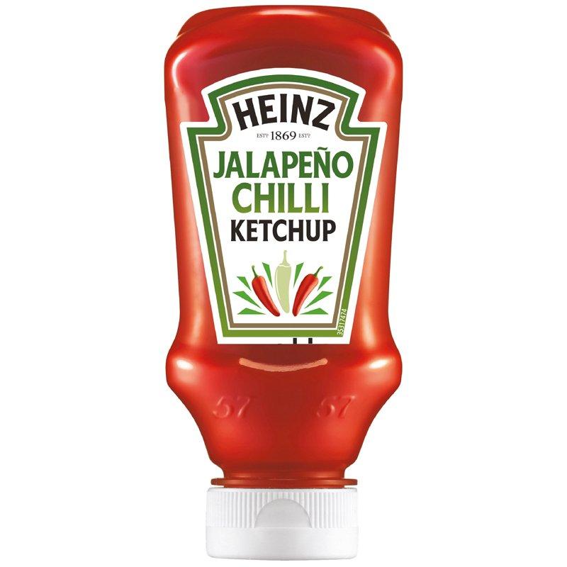 Ketchup Jalapeno Chilli - 28% rabatt