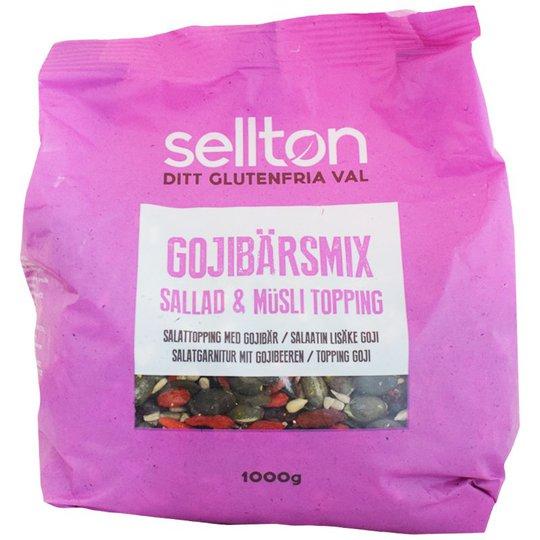 Gojibärsmix 1kg - 56% rabatt