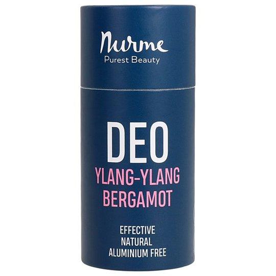 Nurme Natural Deodorant Ylang-Ylang & Bergamot, 80 g