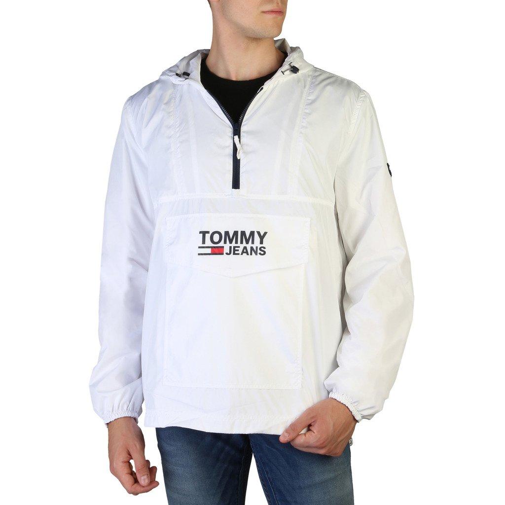 Tommy Hilfiger Men's Jacket White DM0DM02177 - white M