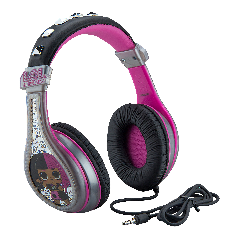 eKids - L.O.L Surprise Remix - Headphones with volume reduction (10252341)