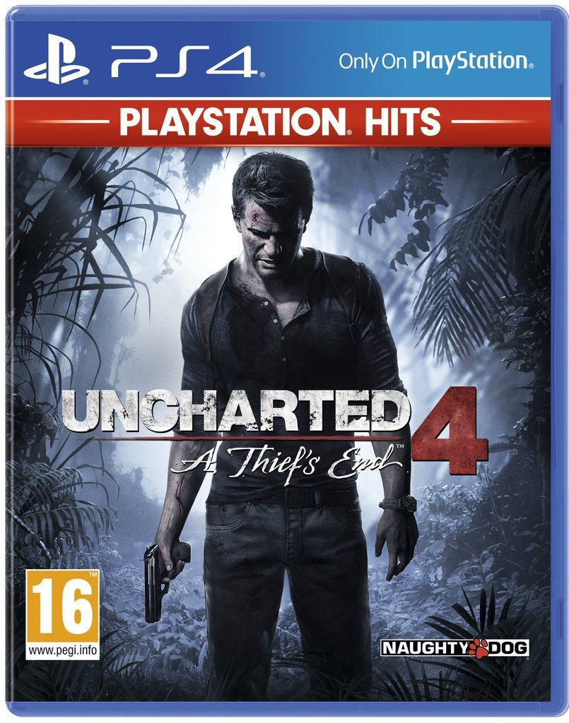 Uncharted 4: A Thief's End (Playstation Hits) (Nordic)