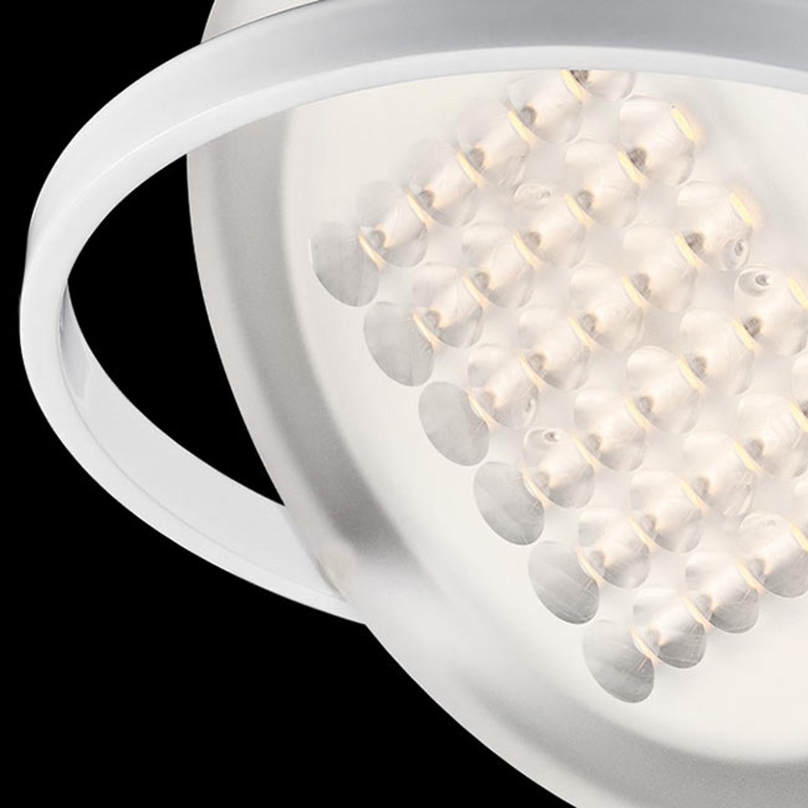 Nimbus Rim R 36 LED-kattovalaisin, valkoinen