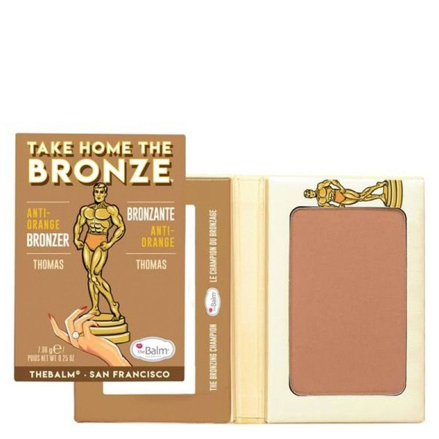 theBalm - Take Home the Bronze Bronzer - Thomas