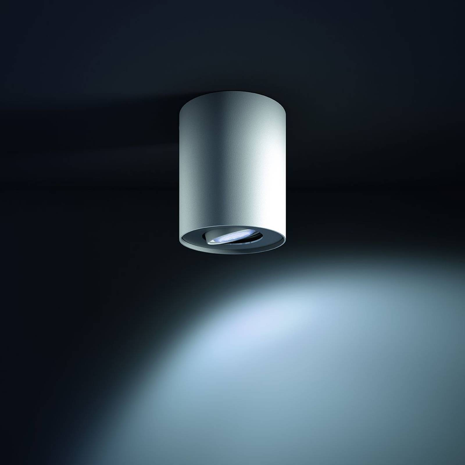 Philips Hue Pillar LED-spotti, himmennin