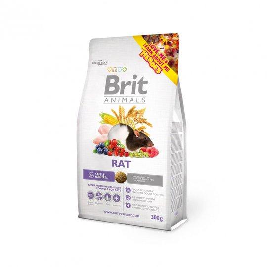 Brit Animals Råtta (1,5 kg)