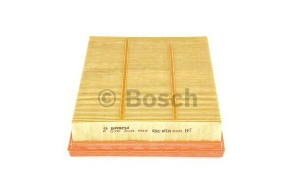 Ilmansuodatin BOSCH F 026 400 553