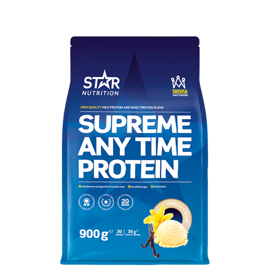 Supreme Any Time Protein, 900g