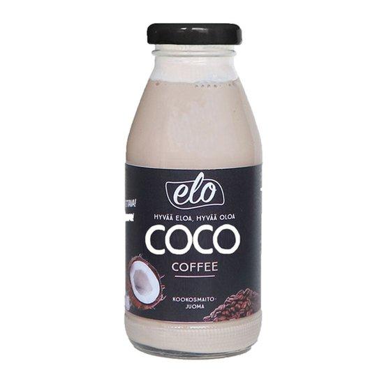 "Kookosmaitojuoma ""Coffee"" 250ml - 75% alennus"