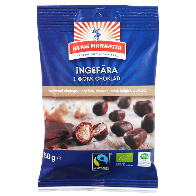 Ingefära Kanderad Choklad - 37% rabatt
