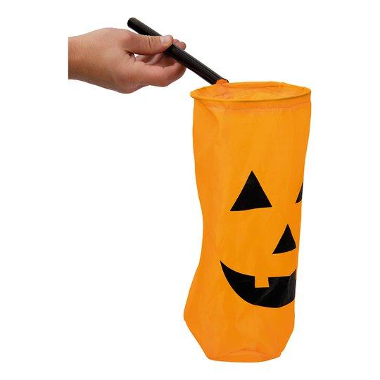 Halloweenhåv för Godis Pumpa