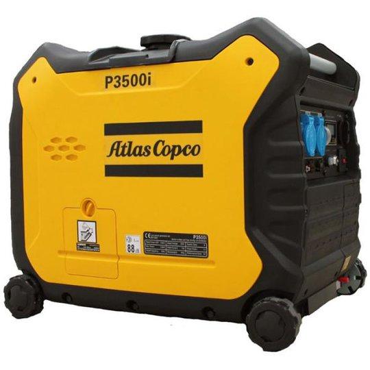 Atlas Copco P3500i Aggregaatti