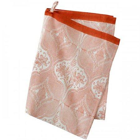 Bungalow Kjøkkenhåndkle Etsu Oransje 50 x 70 cm