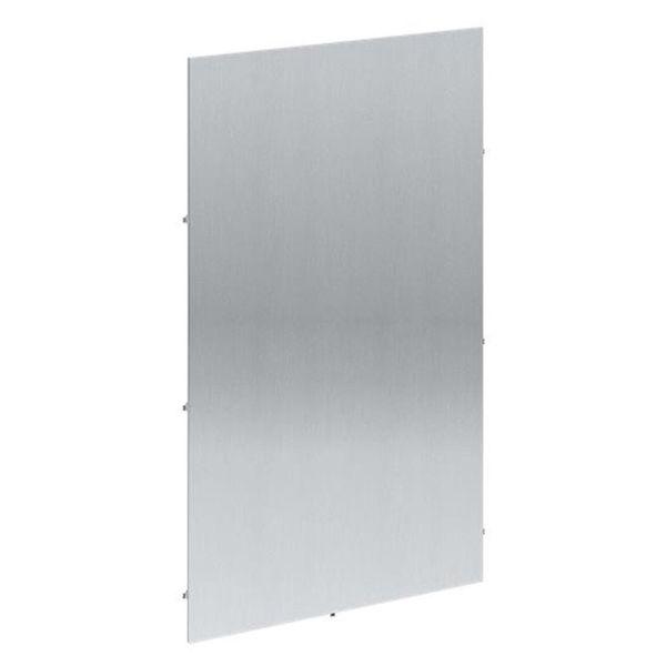 ABB UK600 2CPX031771R9999 Metallilevy sileä 3-rivinen