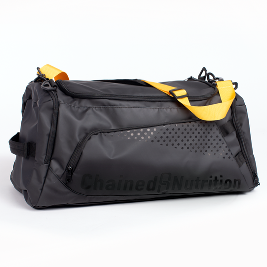 Chained Gym bag 42, Black