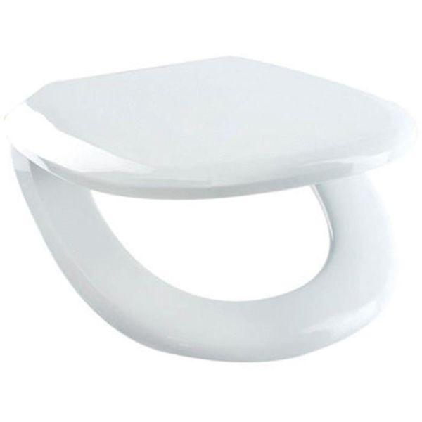 Arrow Rubinett Toalettsete hvit, universal, posepakket