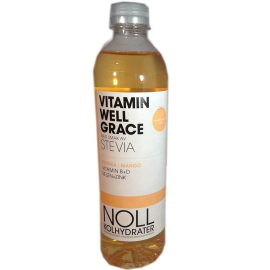 Vitamin Well Stevia Grace - 75% rabatt