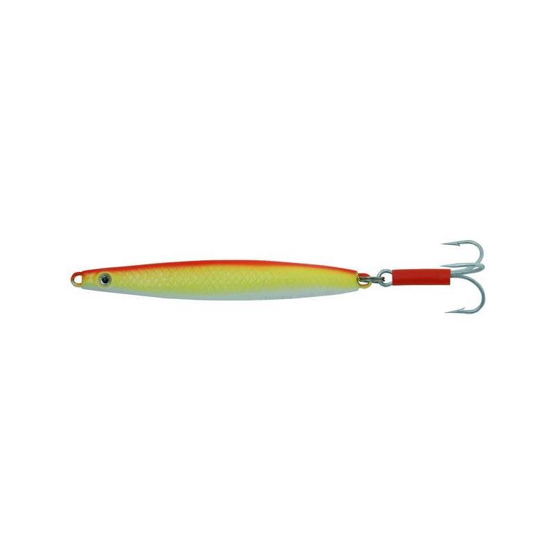 Sølvkroken Jensen Sild Pilk 110g Y/R Egnet til både torsk, lyr, sei og makrel