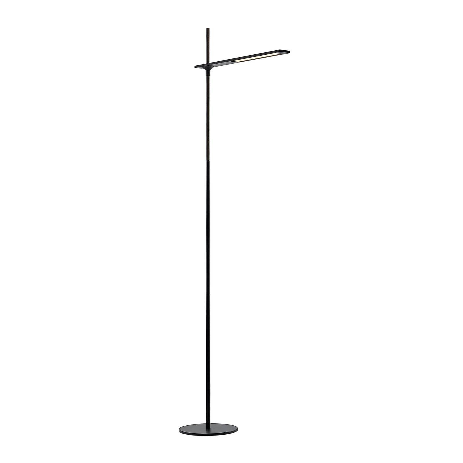 Lucande Pinami -LED-lattiavalaisin