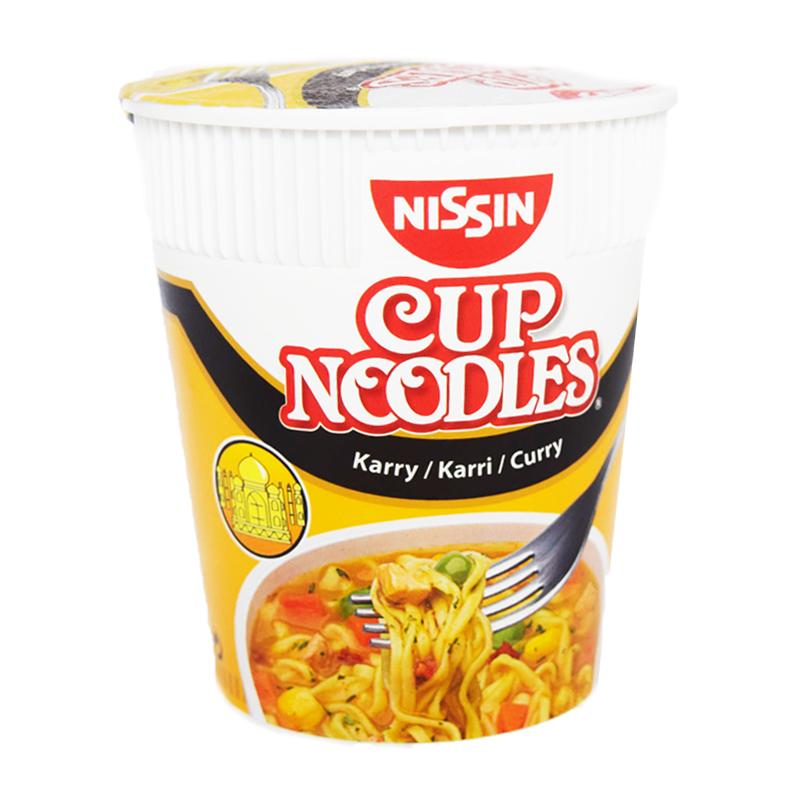 Nudelkopp Curry - 19% rabatt