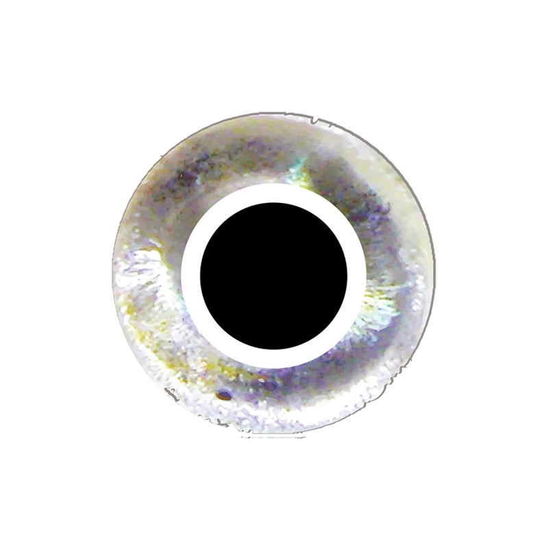 Pro Flexi Eyes Silver 4 mm 64 stk