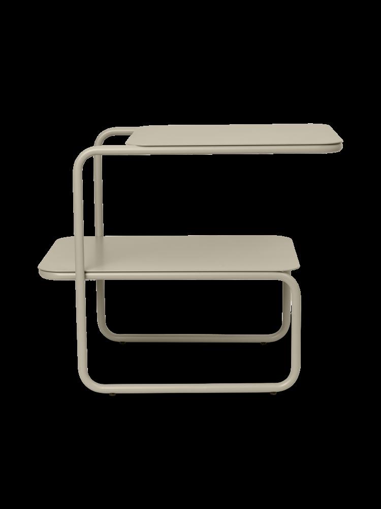 Ferm Living - Level Side Table - Cashmere (1104263807)