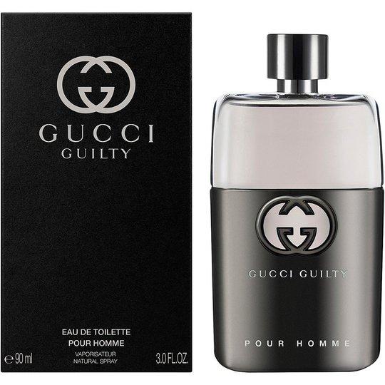 Gucci Guilty pour Homme EdT, 90 ml Gucci Hajuvedet