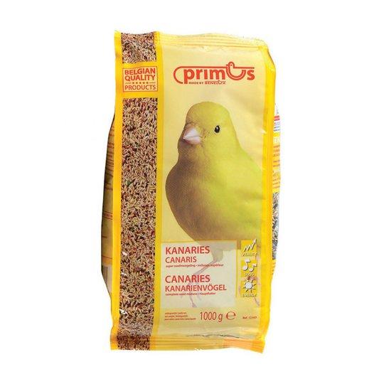 Primus Fröblandning till Kanariefåglar 1 kg