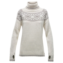 Devold Ona Woman Round Sweater