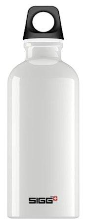 Flaske Traveller Hvit 0,6 l